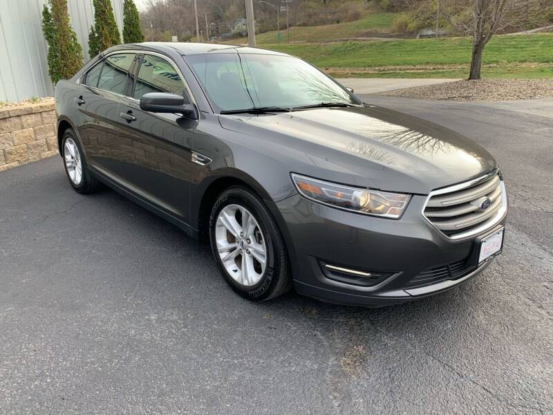 2017 Ford Taurus for sale at PREMIUM PRE-OWNED AUTOS in East Peoria IL
