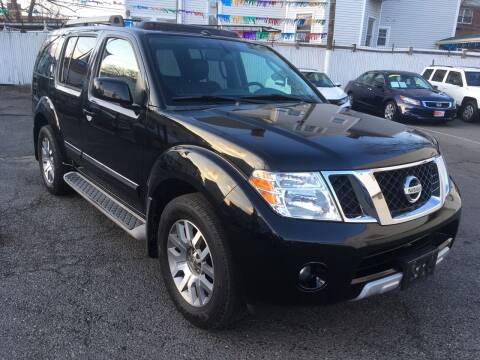 2011 Nissan Pathfinder for sale at B & M Auto Sales INC in Elizabeth NJ