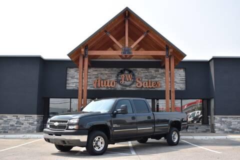 2005 Chevrolet Silverado 2500HD for sale at JW Auto Sales LLC in Harrisonburg VA