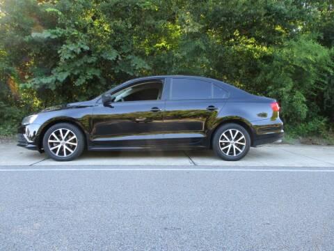 2016 Volkswagen Jetta for sale at A & P Automotive in Montgomery AL
