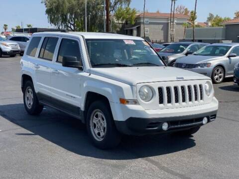 2013 Jeep Patriot for sale at Brown & Brown Wholesale in Mesa AZ