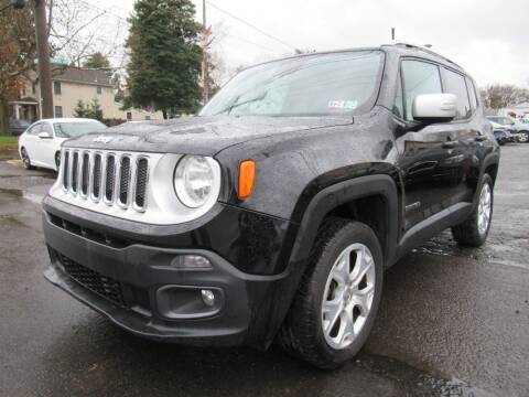 2015 Jeep Renegade for sale at PRESTIGE IMPORT AUTO SALES in Morrisville PA