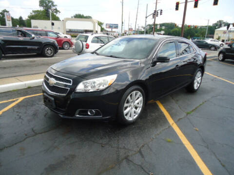 2013 Chevrolet Malibu for sale at Tom Cater Auto Sales in Toledo OH