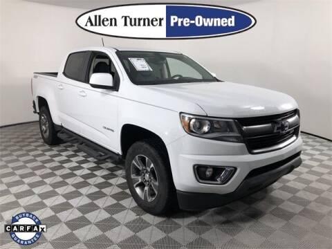 2017 Chevrolet Colorado for sale at Allen Turner Hyundai in Pensacola FL