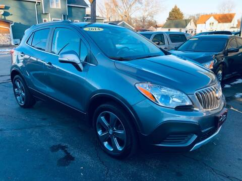 2014 Buick Encore for sale at SHEFFIELD MOTORS INC in Kenosha WI
