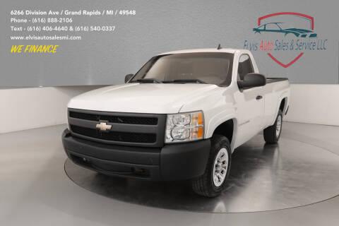 2008 Chevrolet Silverado 1500 for sale at Elvis Auto Sales LLC in Grand Rapids MI