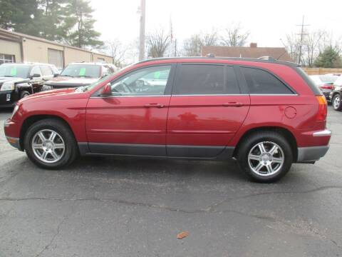 2007 Chrysler Pacifica for sale at Home Street Auto Sales in Mishawaka IN