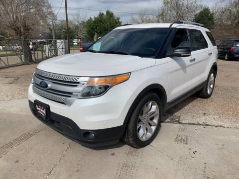 2011 Ford Explorer for sale at M & M Motors in Angleton TX
