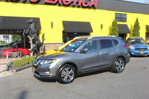 2017 Nissan Rogue for sale at Auto Exotica in Red Bank NJ