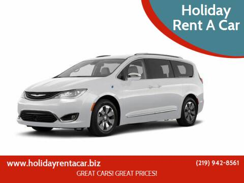 2018 Chrysler Pacifica for sale at Holiday Rent A Car in Hobart IN