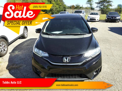 2015 Honda Fit for sale at Tubbs Auto LLC in Tuscaloosa AL