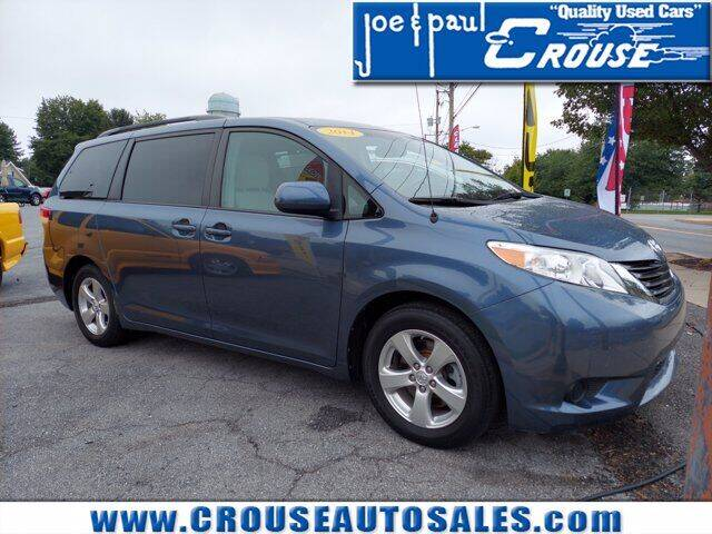 2014 Toyota Sienna for sale at Joe and Paul Crouse Inc. in Columbia PA