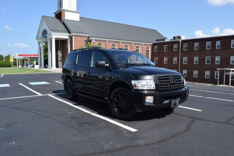 2010 Infiniti QX56 for sale at U S AUTO NETWORK in Knoxville TN