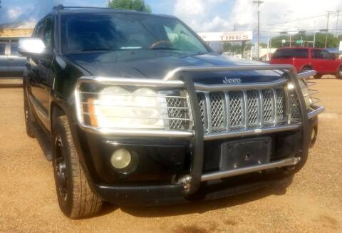 2006 Jeep Grand Cherokee for sale at Dorsey Auto Sales in Tyler TX