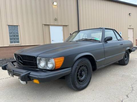 1975 Mercedes-Benz 450 SL for sale at Prime Auto Sales in Uniontown OH