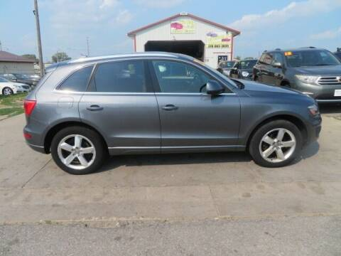 2012 Audi Q5 for sale at Jefferson St Motors in Waterloo IA