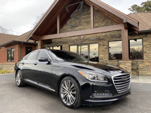 2015 Hyundai Genesis for sale at Auto Solutions in Maryville TN