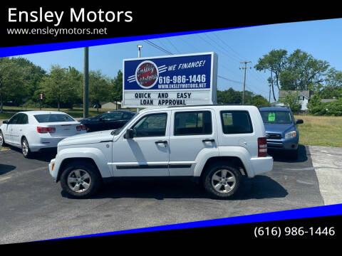 2012 Jeep Liberty for sale at Ensley Motors in Allendale MI