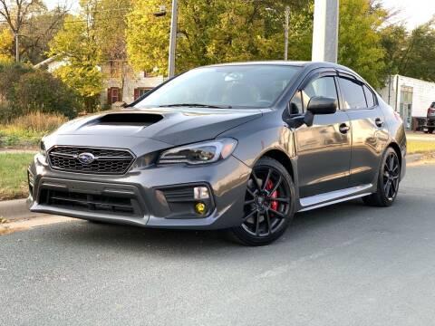 2020 Subaru WRX for sale at ONG Auto in Farmington MN