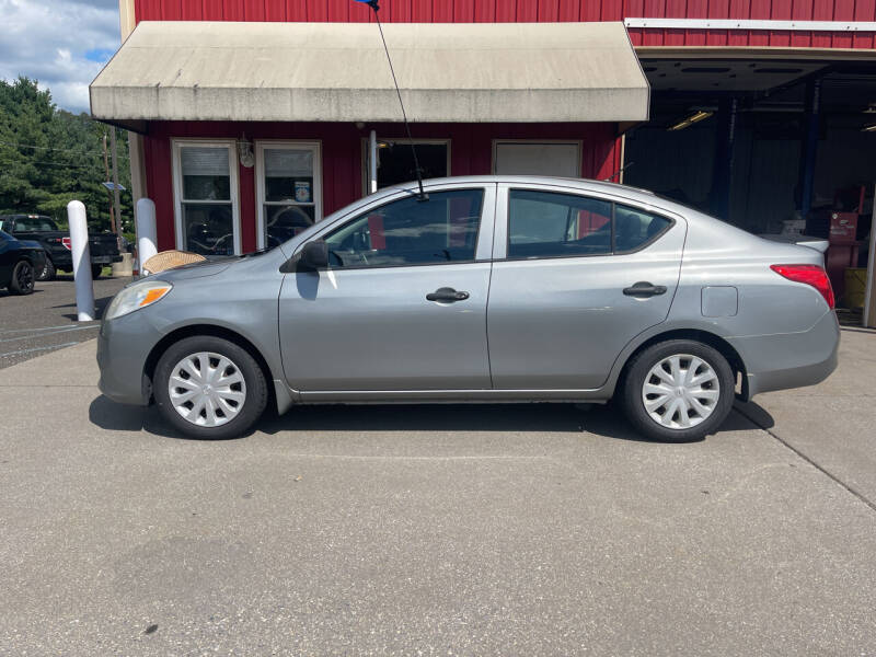 2014 Nissan Versa for sale at JWP Auto Sales,LLC in Maple Shade NJ