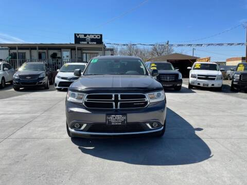 2015 Dodge Durango for sale at Velascos Used Car Sales in Hermiston OR
