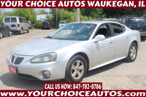 2005 Pontiac Grand Prix for sale at Your Choice Autos - Waukegan in Waukegan IL