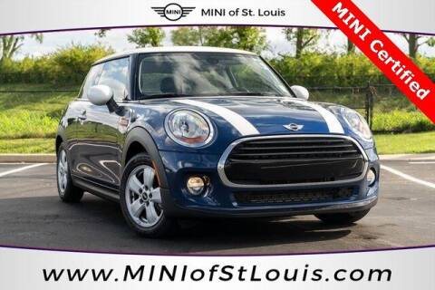 2018 MINI Hardtop 2 Door for sale at Autohaus Group of St. Louis MO - 40 Sunnen Drive Lot in Saint Louis MO