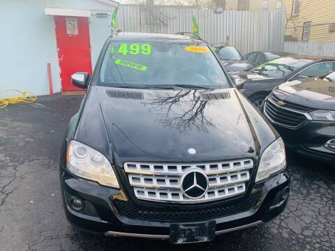 2009 Mercedes-Benz M-Class for sale at Best Cars R Us LLC in Irvington NJ