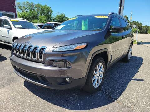 2014 Jeep Cherokee for sale at Hwy 13 Motors in Wisconsin Dells WI