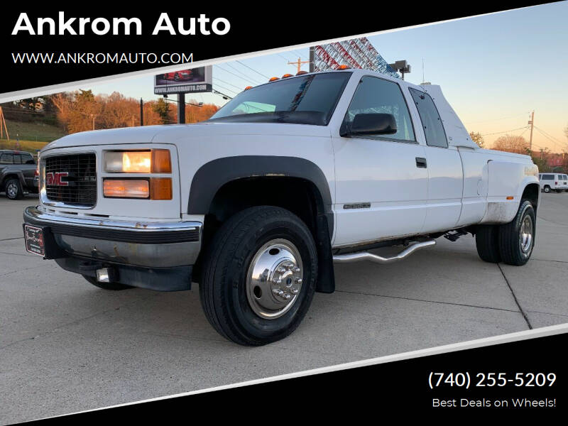 1998 GMC Sierra 3500 for sale at Ankrom Auto in Cambridge OH
