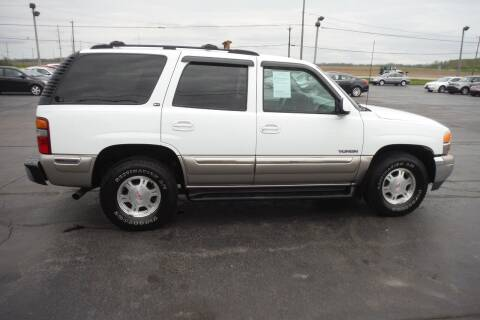 2000 GMC Yukon for sale at Bryan Auto Depot in Bryan OH