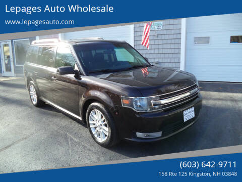 2014 Ford Flex for sale at Lepages Auto Wholesale in Kingston NH