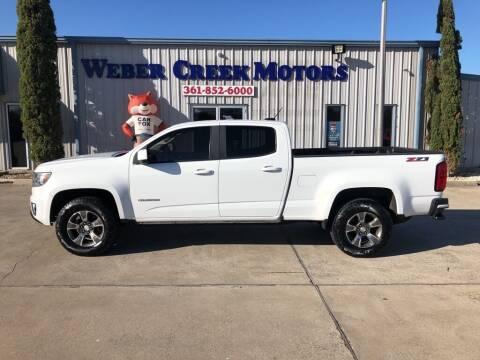 2015 Chevrolet Colorado for sale at Weber Creek Motors in Corpus Christi TX