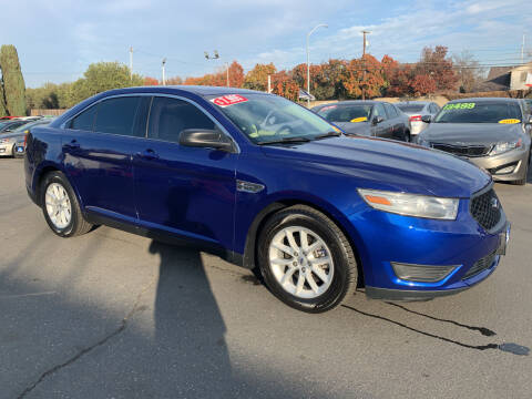 2013 Ford Taurus for sale at Blue Diamond Auto Sales in Ceres CA