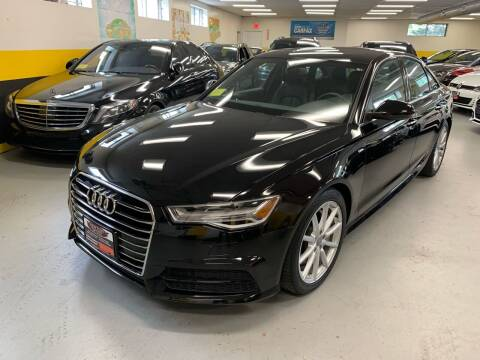 2018 Audi A6 for sale at Newton Automotive and Sales in Newton MA