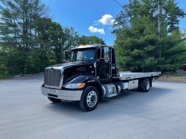 2017 Peterbilt 337 for sale at Nala Equipment Corp in Upton MA