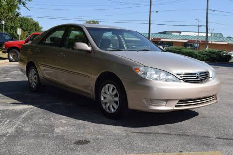 2005 Toyota Camry for sale at NEW 2 YOU AUTO SALES LLC in Waukesha WI