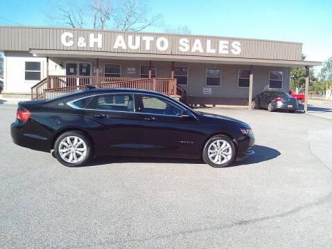 2020 Chevrolet Impala for sale at C & H AUTO SALES WITH RICARDO ZAMORA in Daleville AL