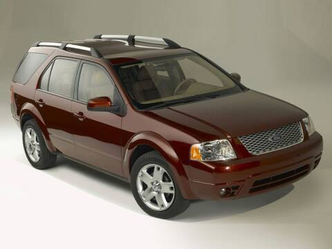 2007 Ford Freestyle for sale at Sundance Chevrolet in Grand Ledge MI