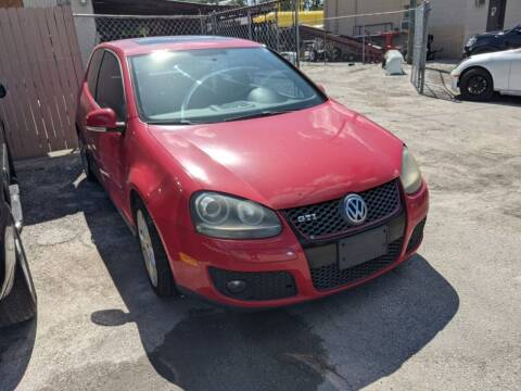 2008 Volkswagen GTI for sale at M&M and Sons Auto Sales in Lutz FL