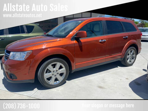 2014 Dodge Journey for sale at Allstate Auto Sales in Twin Falls ID