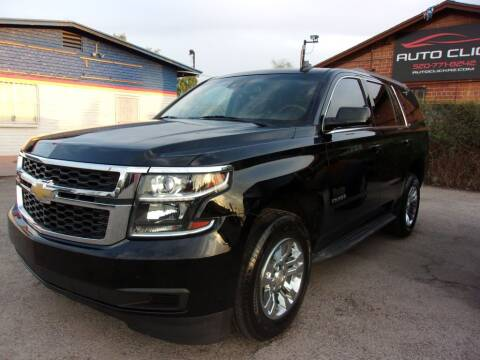 2015 Chevrolet Tahoe for sale at Auto Click in Tucson AZ