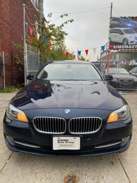 2011 BMW 5 Series for sale at Simon Auto Group in Newark NJ