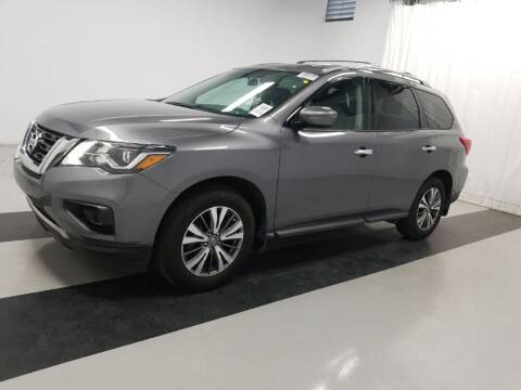 2018 Nissan Pathfinder for sale at Keen Auto Mall in Pompano Beach FL