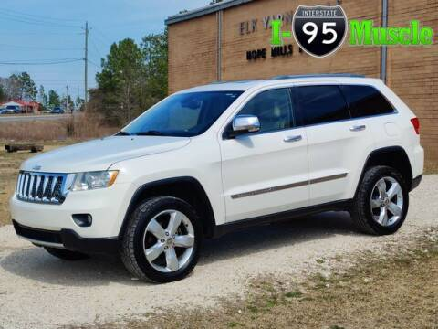 2011 Jeep Grand Cherokee for sale at I-95 Muscle in Hope Mills NC