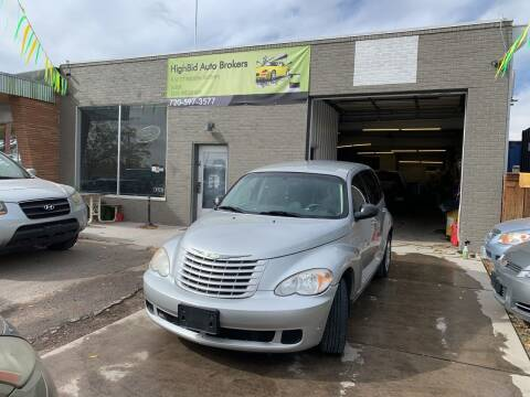 2008 Chrysler PT Cruiser for sale at Highbid Auto Sales & Service in Arvada CO