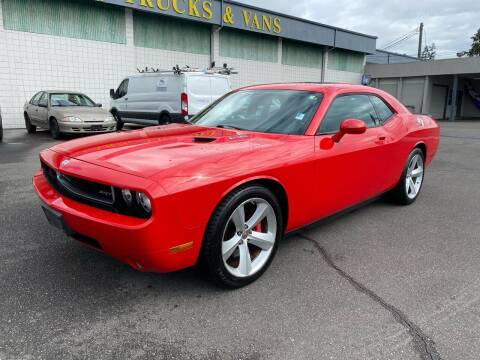 2010 Dodge Challenger for sale at Vista Auto Sales in Lakewood WA