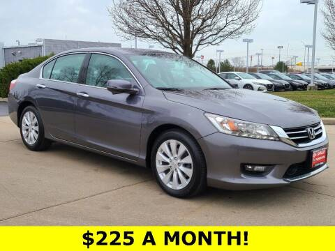 2015 Honda Accord for sale at Ken Ganley Nissan in Medina OH