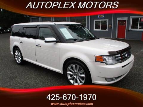 2011 Ford Flex for sale at Autoplex Motors in Lynnwood WA