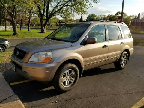 2004 Honda Pilot for sale at Capital Fleet  & Remarketing  Auto Finance in Columbia Heights MN